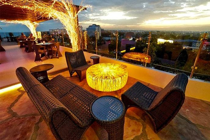 Cebu White Sands Beach Resort e Restaurante Bar
